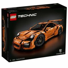 2016 Retired Porsche 911 GT3 RS, Lego 42056, Christos Varosis, Technic