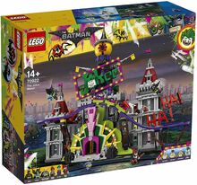 2017 Retired The Joker Manor, Lego 70922, Christos Varosis, Super Heroes