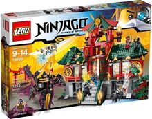 22014 Retired Battle for Ninjago City, Lego 70728, Christos Varosis, NINJAGO