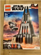 Darth Vader's Castle, Lego 75251, Christos Varosis, Star Wars, Serres