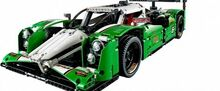 24 Hours Race Car, Lego 42039, Creations4you, Technic, Worcester