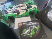 24 hours Race car Lego 42039