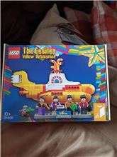 The beatles yellow submarine, Lego 21306, laura , Ideas/CUUSOO, Stamford