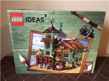 Lego 21310 Old Fishing Store, Lego 21310, Brickworldqc, Ideas/CUUSOO