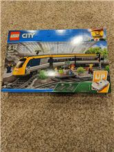 Passenger Train, Lego 60197, Christos Varosis, Train, Serres