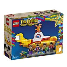 Yellow Submarine, Lego 21306, Gohare, Ideas/CUUSOO, Tonbridge