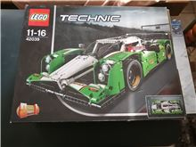 24 Hr Racer, Lego 42039, Stefan Smith, Technic, Brits