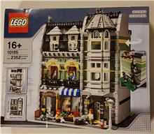Green Grocer, Lego 10185, Simon Stratton, Modular Buildings, Zumikon