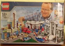 Lego Town Plan (50th Anniv.), Lego 10184, Chris, Town, Melbourne