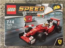 Speed champions sets, Lego 75870 and 75879, Phillip, Speed Champions, Cape Town