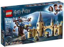 Hogwarts Whomping Willow, Lego 75953, Christos Varosis, Harry Potter