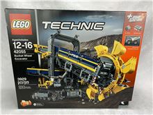 Bucket Wheel Excavator, Lego 42055, Christos Varosis, Technic, Serres
