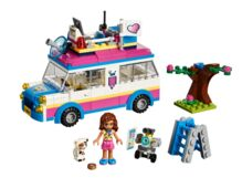41333 Olivia's Mission Vehicle Lego 41333