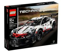 42096 - Porsche 911 RSR, Lego 42096, Rakesh Mithal, Technic, Fourways