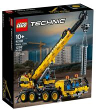 42108 - Mobile Crane, Lego 42108, Rakesh Mithal, Technic, Fourways