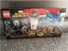 Lego 76051 Super Hero Airport Battle, Lego 76051, Brickworldqc, Super Heroes