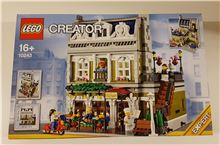 Parisian Restaurant, Lego 10243, Simon Stratton, Modular Buildings, Zumikon
