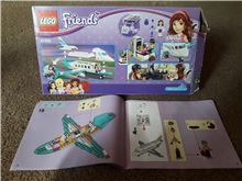Heartlake Private Jet, Lego 41100, Martin, Friends, Pontypridd