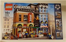 Detective's Office, Lego 10246, Simon Stratton, Modular Buildings, Zumikon