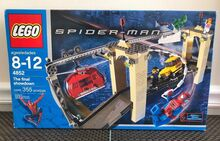 2003 The final showdown, Lego 4852, Christos Varosis, Super Heroes