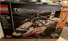 Heavy Lift Helicopter, Lego 42052, Christos Varosis, Technic, Serres