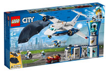 60210 - Sky Police Air Base, Lego 60210, Rakesh Mithal, City, Fourways