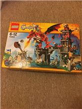 70403 Dragon mountain, Lego 70403, Daniel henshaw, Castle, Swindon