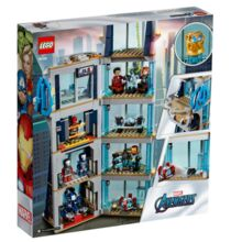76166 - Marvel Avengers Tower Battle Lego 76166