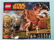 Star Wars MTT, Lego 75058, Christos Varosis, Star Wars, Serres