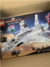 Stark jet and the drone attack, Lego 76130, James Eshelby, Marvel Super Heroes, Aylesbury