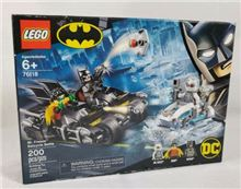 Mr. Freeze Batcycle Battle, Lego 76118, Christos Varosis, Super Heroes, Serres