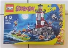 Reduced!!!  Scooby Doo Haunted Lighthouse, Lego 75903, Tracey Nel, Scooby-Doo, Edenvale