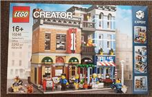 Used Detectives Office, Lego 10246, Tracey Nel, Modular Buildings, Edenvale