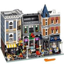 Assembly square, Lego, Creations4you, Modular Buildings, Worcester