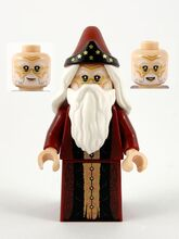 Albus Dumbledore, Lego, Creations4you, Minifigures, Worcester