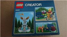 LEGO CREATOR 40221 PARK FOUNTAIN SET - NEW & SEALED, Lego 40221, Stephen Wilkinson, Creator, rochdale