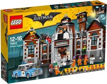 Arkham Asylum, Lego 70912, Creations4you, BATMAN, Worcester