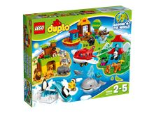 Around the World, LEGO 10805, spiele-truhe (spiele-truhe), DUPLO, Hamburg