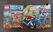 Axl's Tower Carrier, Lego 70322, Tracey Nel, NEXO KNIGHTS, Edenvale