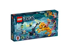 Azari & the Fire Lion Capture, LEGO 41192, spiele-truhe (spiele-truhe), Elves, Hamburg