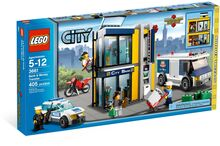 Bank & Money Transfer (2011), Lego 3661, Christos Varosis, City