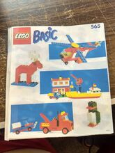 Basic 565-2, Lego 565-2, Mike, other, Providence