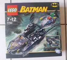 Batman The Batboat: Hunt for Killer Croc for Sale., Lego 7780, Tracey Nel, Super Heroes, Edenvale