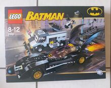 Batman The Batmobile: Two Face's Escape for Sale, Lego 7781, Tracey Nel, Super Heroes, Edenvale