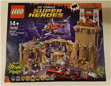 Batman Classic TV Series Batcave, Lego 76052, Simon Stratton, BATMAN, Zumikon