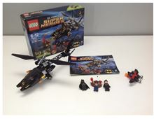 Batman: Man-Bat Attack, Lego 76011, James, BATMAN