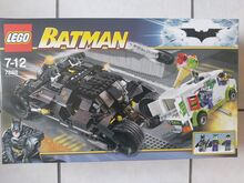Batman The Tumbler: Joker's Ice Cream Surprise for Sale, Lego 7888, Tracey Nel, Super Heroes, Edenvale
