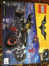 Batmobile set and instructions Lego 70905