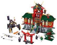 Battle for Ninjago City Lego 70728
