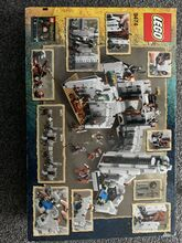 The battle of helms deep, Lego 9474, Steve Mills, Lord of the Rings, Berkhamsted